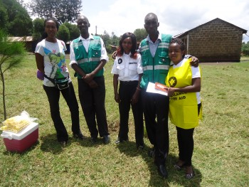 Rift Valley First Aid Competition